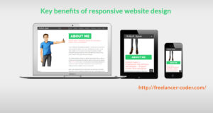 Responsive Web Design - 6 key benefits of using it