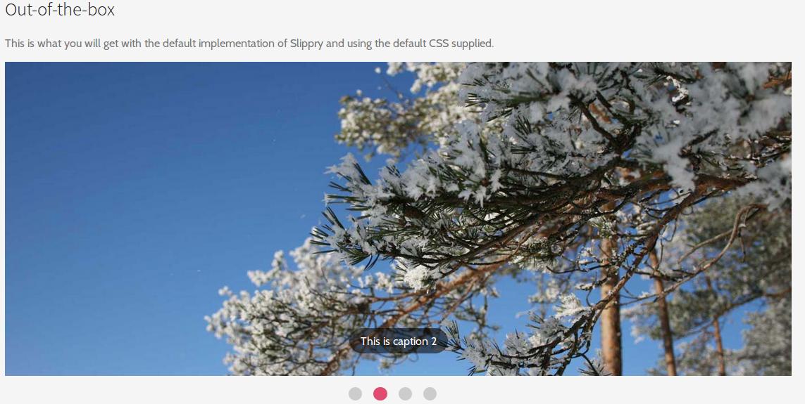 Slippry - jQuery responsive sliders