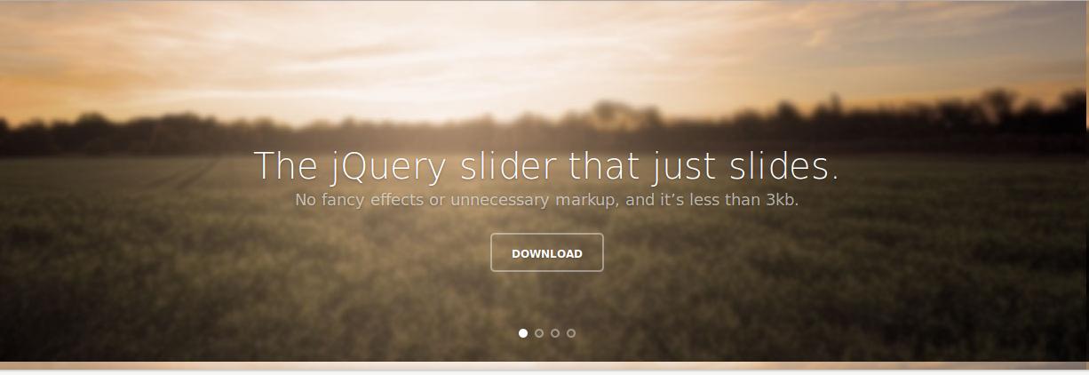 Unslider - jQuery responsive sliders