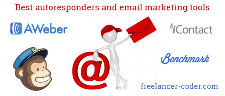 Best autoresponders and email marketing tools