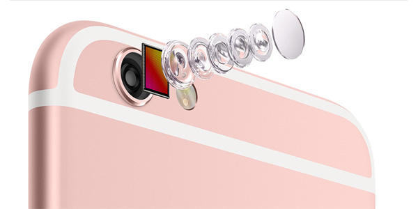 New cameras and its features of iPhone 6s & 6s Plus
