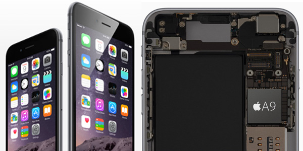 Hardware changes in iPhone 6s & 6s Plus
