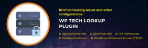 WordPress Server Information