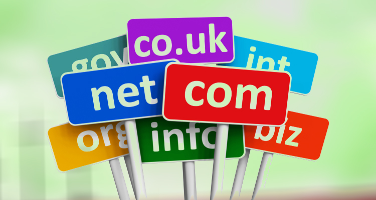 Choose easy to remember domain name