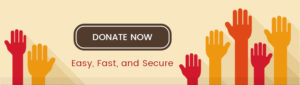 Easy to find links for online giving or donation
