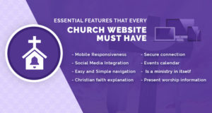 Church Website Must Have