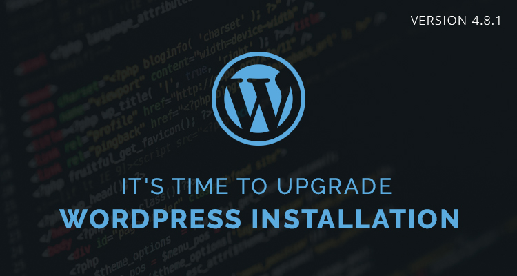 new wordpress version released