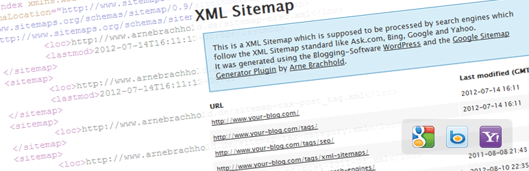 WordPress Plugin For XML Sitemap