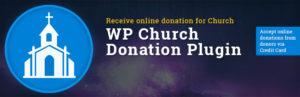 WP Church Donation Plugin