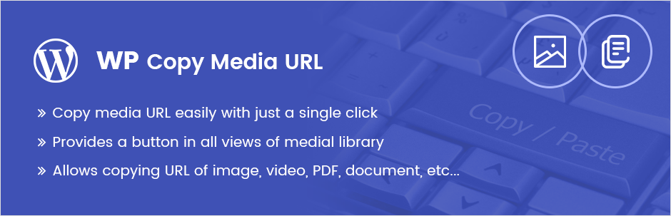WP Copy Media URL - WordPress Plugin