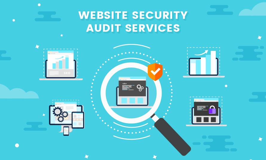 Website security audit services