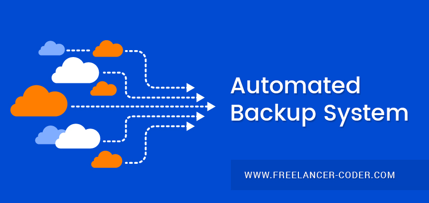 Automated Backup System - website up to 2018 standards