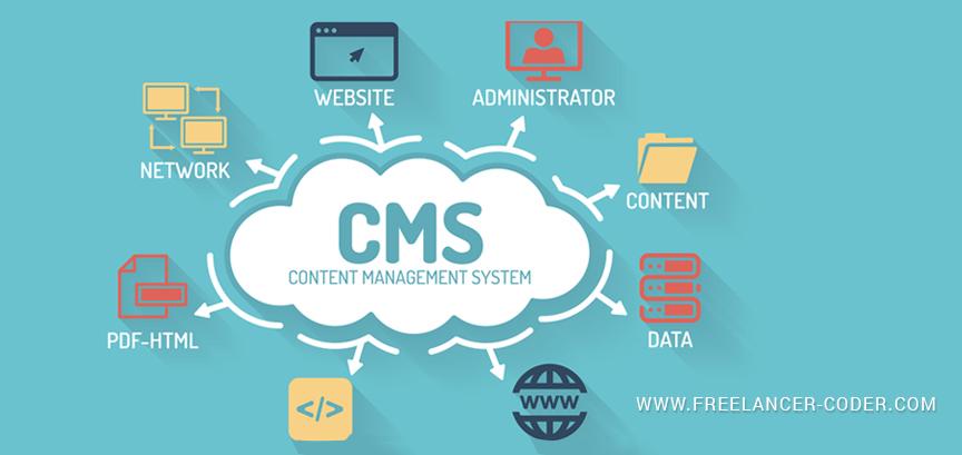 Good CMS - website up to 2018 standards