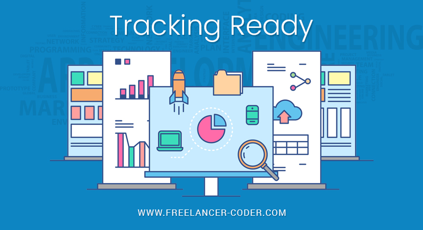 Tracking Ready - website up to 2018 standards