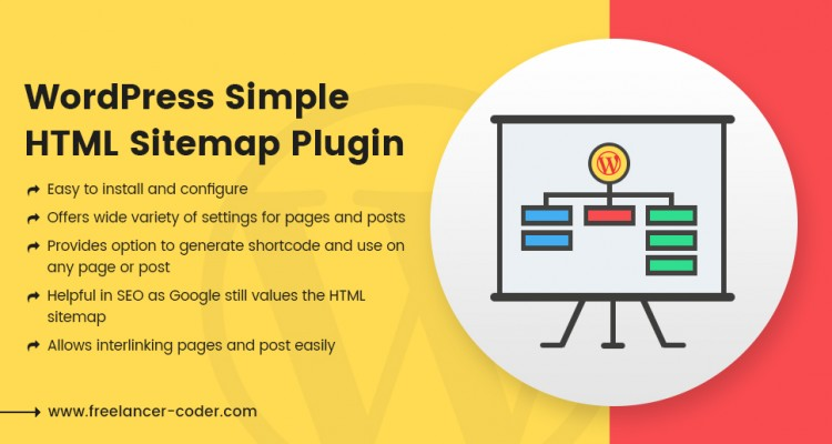 WordPress Simple HTML Sitemap Plugin – Easy And Powerful