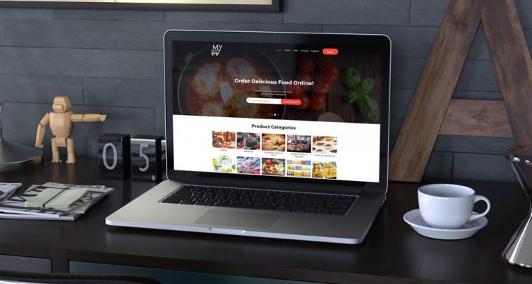 MyBackup – eCommerce Platform